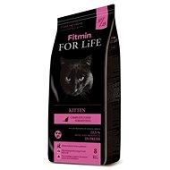 Fitmin cat For Life Kitten - 8 kg - Granule pro kočky