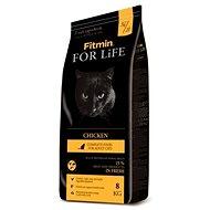 Fitmin cat For Life Chicken - 8 kg - Granule pro kočky
