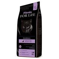 Fitmin cat For Life Hairball - 1,8 kg - Granule pro kočky