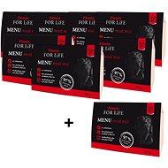 FFL dog MENU meat mix 7 × 427g + 1 zdarma - Konzerva pro psy