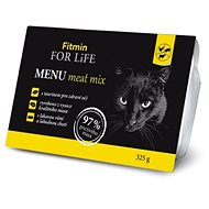 FFL cat MENU Meat Mix 325g - Cat food