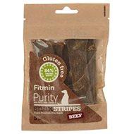Fitmin dog Purity Snax STRIPES beef 5ks - Pamlsky pro psy