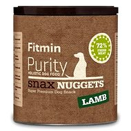 Fitmin dog Purity Snax NUGGETS lamb 180 g