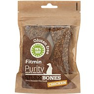 Fitmin dog Purity Snax BONES chicken 2ks