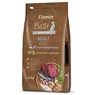 Fitmin dog Purity Rice Adult Fish&Venison - 12 kg - Granule pro psy