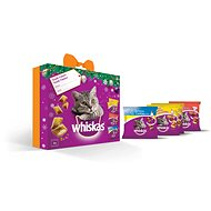 Whiskas Christmas Pack, 120g - Gift package for cats