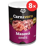 MARTY ProCarnivora Meat Mixture 400g - 8-pack