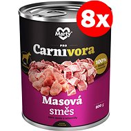 MARTY ProCarnivora for Dogs Meat Mixture 800g - 6-pack - Canned Dog Food