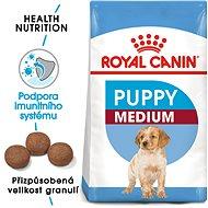 Royal Canin Medium Puppy 4 kg - Granule pro štěňata