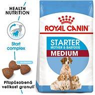 Royal Canin Medium Starter Mother & Babydog 1 kg - Granule pro štěňata