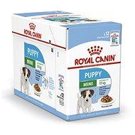 Kapsička pro psy Royal Canin Mini Puppy 12 × 85 g - Kapsička pro psy