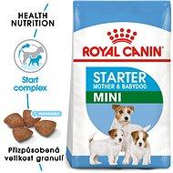 Royal Canin Mini Starter Mother & Babydog 1 kg - Granule pro štěňata