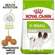 Royal Canin X-Small Adult 0,5 kg - Granule pro psy