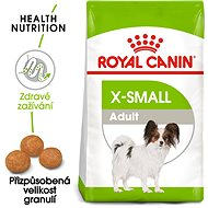 Royal Canin X-Small Adult 1,5 kg - Granule pro psy