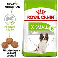 Royal Canin X-Small Adult 8+ 1,5 kg - Granule pro psy