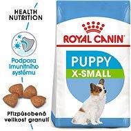 Royal Canin X-Small Puppy 1,5 kg - Granule pro štěňata