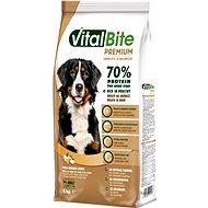 VitalBite Premium 8 kg - Granule pro psy