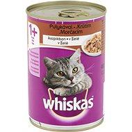 Whiskas konz krůtí 400 g - Konzerva pro kočky