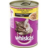 Whiskas konz kuřecí 400 g - Konzerva pro kočky