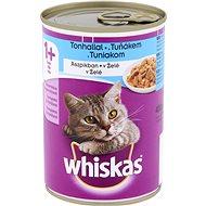 Whiskas konz tuňák 400 g - Konzerva pro kočky