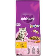 Whiskas Junior Chicken Granules 14kg - Granules for kittens