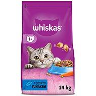 Whiskas granule s tuňákem 14kg - Granule pro kočky