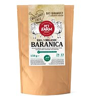 Pet Farm Family BIO Baranica 150 g - Granule pro psy