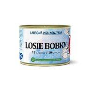 Pet Farm Family MSC Losie bobky 180 g - Konzerva pro psy