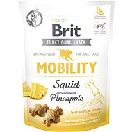 Pamlsky pro psy Brit Care Dog Functional Snack Mobility Squid 150 g