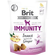 Pamlsky pro psy Brit Care Dog Functional Snack Immunity Insect 150 g