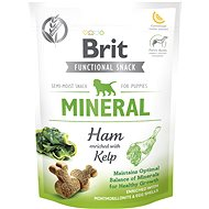 Brit Care Dog Functional Snack Mineral Ham for Puppies 150g - Dog Treats