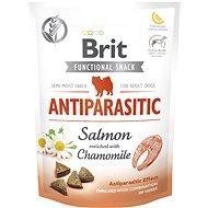 Pamlsky pro psy Brit Care Dog Functional Snack Antiparasitic Salmon 150 g