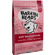 Barking Heads Beef Waggington 12kg - Granule pro psy