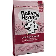 Barking Heads Golden Years 12 kg - Granule pro psy