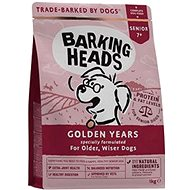 Barking Heads Golden Years 1 kg - Granule pro psy