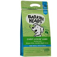 Barking Heads Chop Lickin' Lamb (Small Breed) 1,5 kg - Granule pro psy