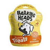 Barking Heads Baked Treats Top Bananas 100 g - Pamlsky pro psy