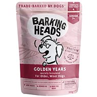 Barking Heads Golden Years kapsička 300 g - Kapsička pro psy