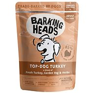 Barking Heads Top Dog Turkey kapsička 300 g