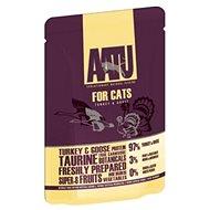 AATU Cat Turkey´n Goose kaps. 85 g - Kapsička pro kočky