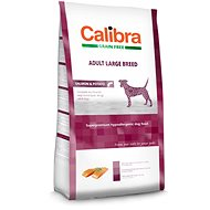 Calibra Dog GF Adult Large Breed Salmon 2kg - Granule pro psy