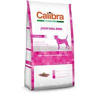 Calibra Dog GF Junior Small Breed Duck 2kg - Granule pro štěňata