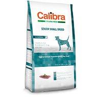 Calibra Dog GF Senior Small Breed Duck 7kg - Granule pro psy