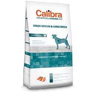 Calibra Dog HA Senior Medium & Large Chicken 14kg - Granule pro psy