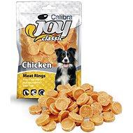 Calibra Joy Dog Classic Chicken Rings 80 g  - Pamlsky pro psy