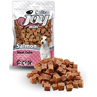 Calibra Joy Dog Mini Salmon Cube 70g - Dog Treats