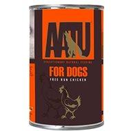 AATU Dog Chicken konzerva 400 g - Konzerva pro psy