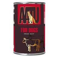 AATU Dog Beef Angus konzerva 400 g - Konzerva pro psy