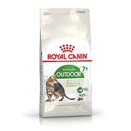 Royal Canin Outdoor (7+) 0,4 kg - Granule pro kočky