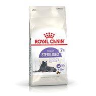 Royal Canin Sterilised (7+) 0,4 kg - Granule pro kočky